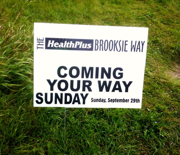 Brooksie sign