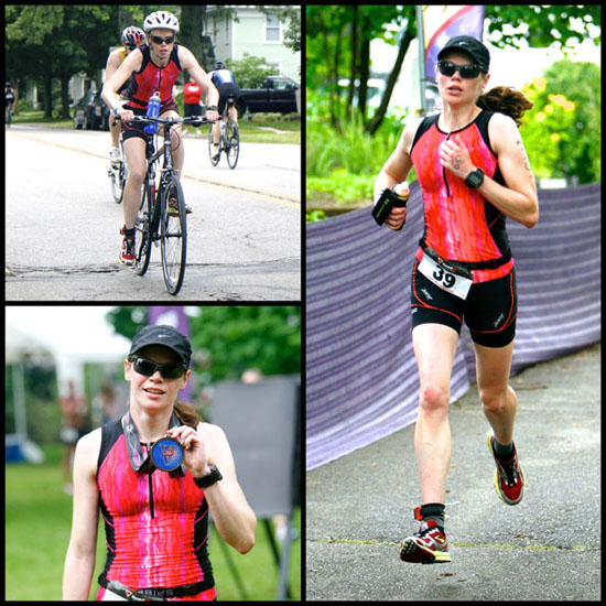 Pictures Matt took at the Village Triathlon in Clarkston
