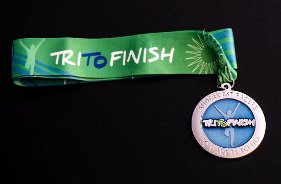 Nice medal.
