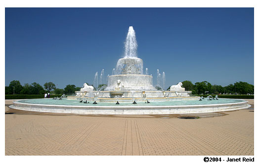 A photo from my first visit to Belle Isle.