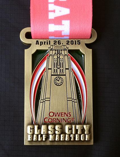 2015-04-26 - glass city medal
