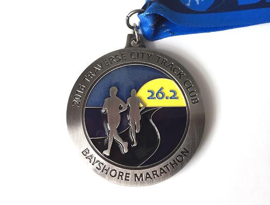 2016-05-28 - bayshore medal