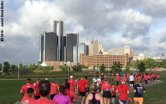 Approaching the RenCen