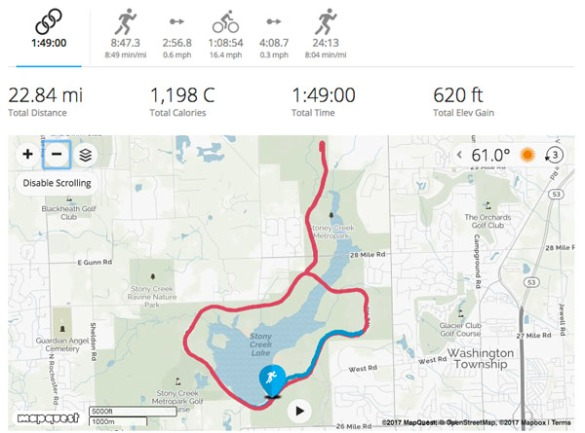 2017-04-23 - stony route