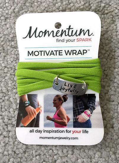 2017-05-13 - motivate wrap