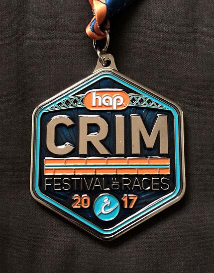 2017-08-26 - crim medal