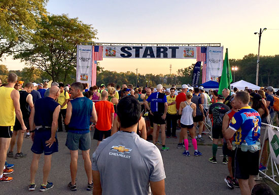 2017-09-24 - brooksie start