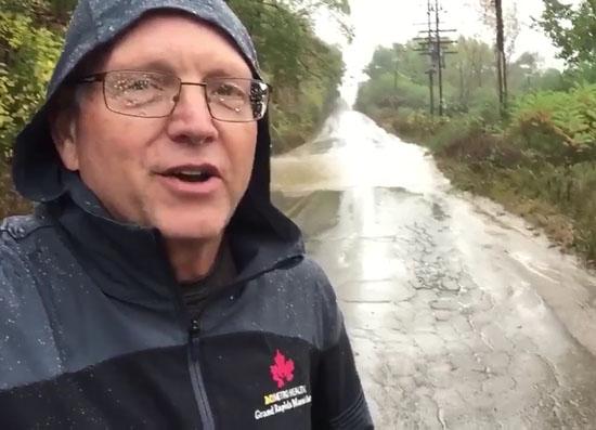 2017-10-15 - grmarathon puddle