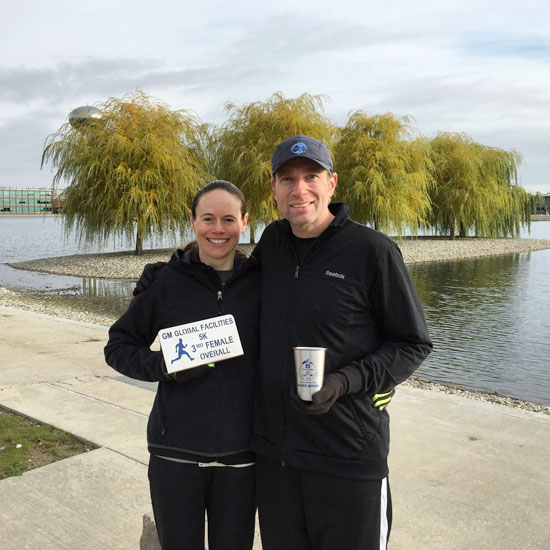 2017-11-04 tech center 5k - janet matt