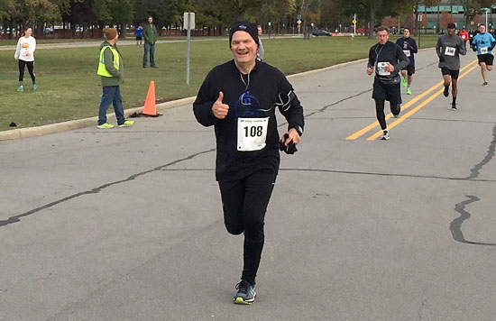 2017-11-04 tech center 5k - marty finish