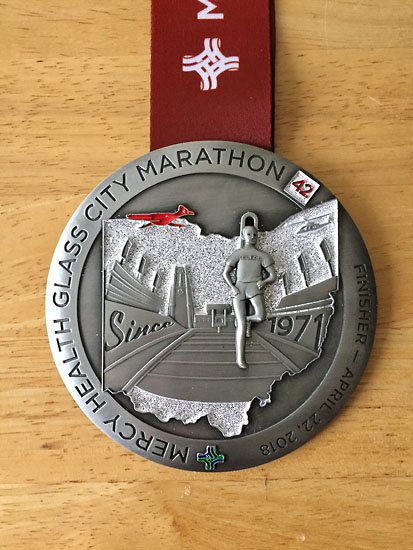 2018-04-22 - glass city medal