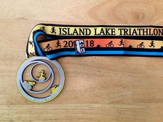 2018-06-02 - island lake medal