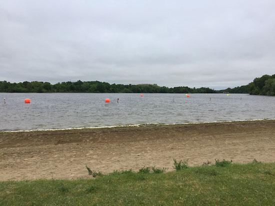 2018-06-02 - island lake swim