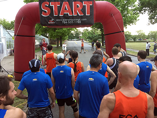 2018-06-16 - corp cup 10k start