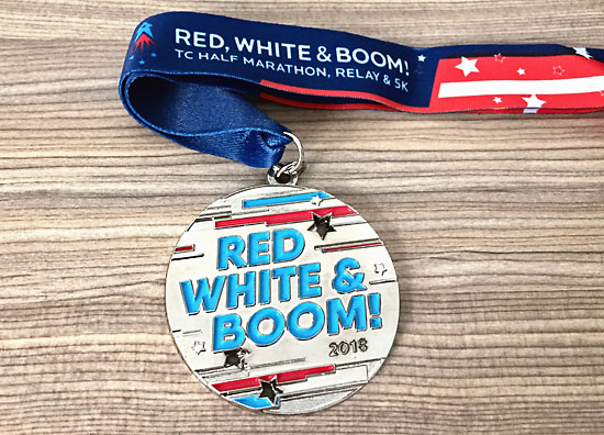 2018-07-04 - red white and boom - medal