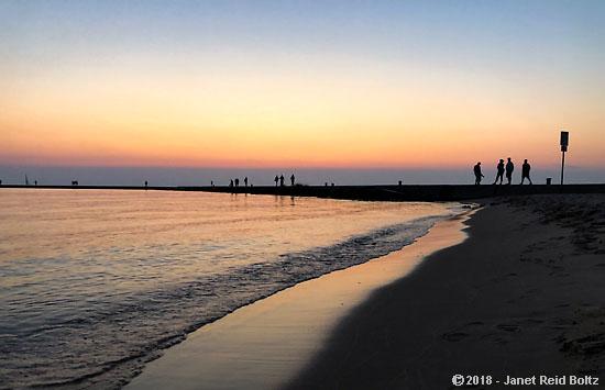 20180819 ludington sunset4