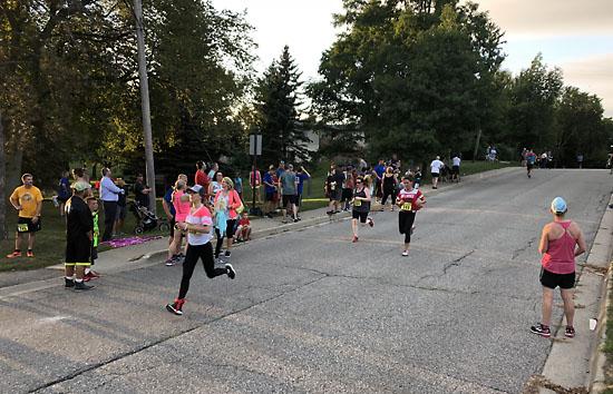 2018-08-30 - romeo peach fest finish
