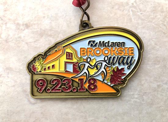 20180923 - brooksie medal