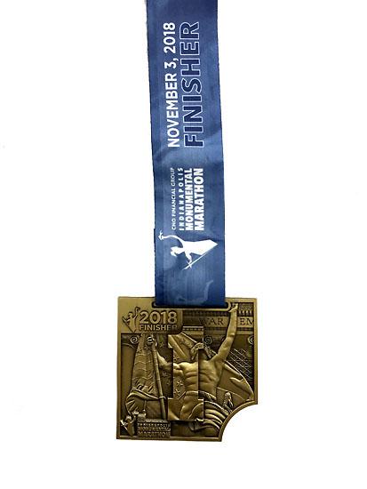 2018-11-03 - indy medal