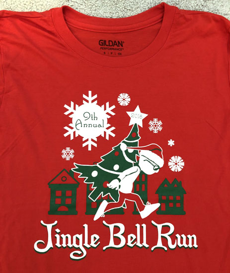 2018-12-16 - jingle bell shirt