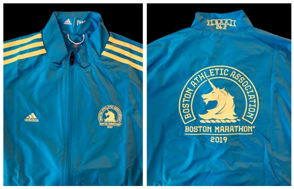 2019 boston celebration jacket