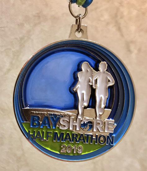 2019-05-25 - bayshore medal
