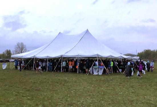 2019-05-25 - bayshore tent