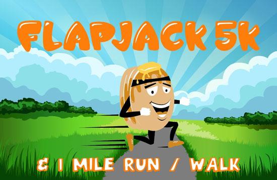 2019-06-02 - Flapjack 5K logo