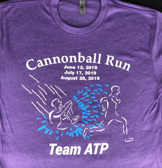 2019-06-12 - cannonball run shirt