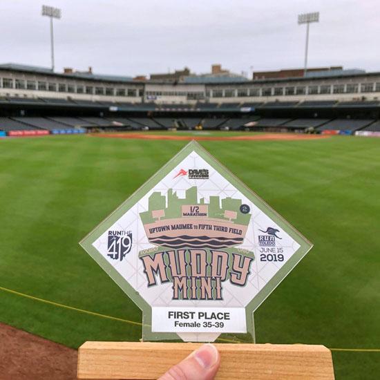 2019-06-15 - muddy mini award