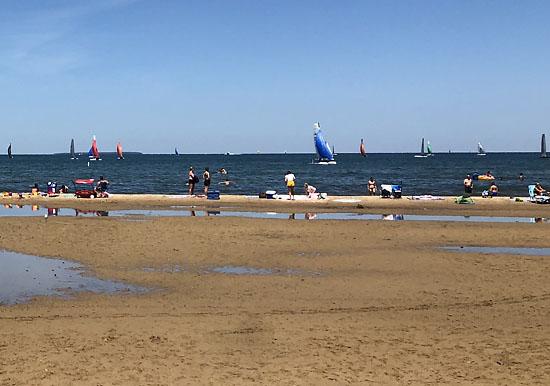 2019-07-14 - caseville beach1