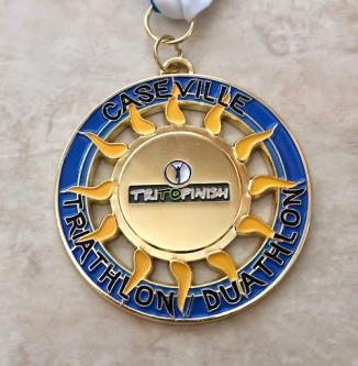 2019-07-14 - caseville medal
