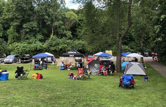 2019-07-27 - loopty loop tents