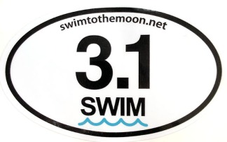 2019-08-18 - swim to the moon sticker