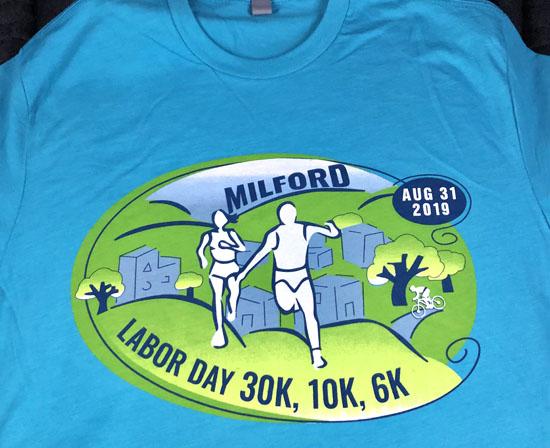 2019-08-31 - milford 30k shirt
