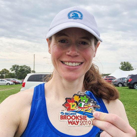 2019-09-22 - brooksie janet medal