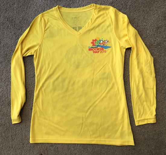 2019-09-22 - brooksie shirt