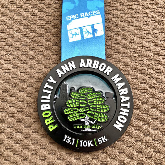 2020-03-22 - ann arbor medal